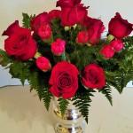 sympathy flowers roses