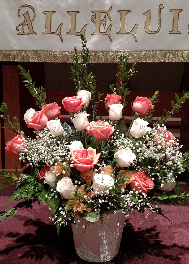 Sympathy flowers houston funeral floral arrangements
